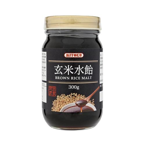 ミトク 玄米水飴 300g