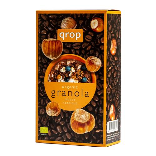 [クロップ]グラノラ コーヒー&ヘーゼルナッツ